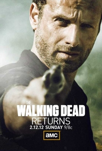 The Walking Dead (2ª Temporada) - Poster / Capa / Cartaz - Oficial 3