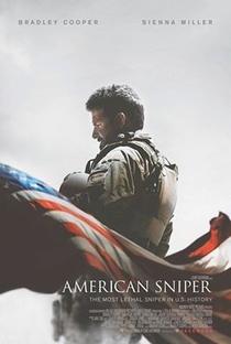 Sniper Americano - Poster / Capa / Cartaz - Oficial 1