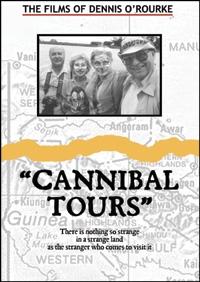 Cannibal Tours - Poster / Capa / Cartaz - Oficial 1