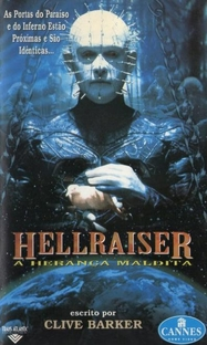 Hellraiser IV - Herança Maldita - Poster / Capa / Cartaz - Oficial 4
