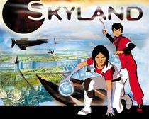 Skyland - Poster / Capa / Cartaz - Oficial 1
