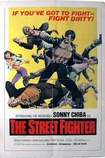 Street Fighter - O Original - Poster / Capa / Cartaz - Oficial 2