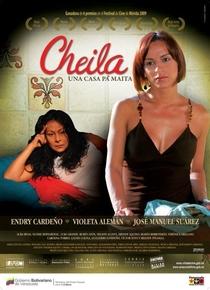 Cheila - Poster / Capa / Cartaz - Oficial 1
