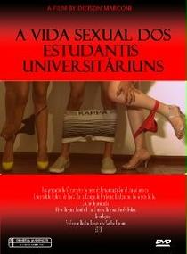 """A vida sexual dos """"Estudantis Universitariuns"""" - Poster / Capa / Cartaz - Oficial 1"""