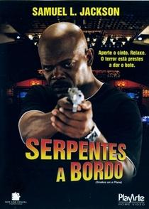 Serpentes a Bordo - Poster / Capa / Cartaz - Oficial 3