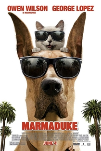 Marmaduke  - Poster / Capa / Cartaz - Oficial 3