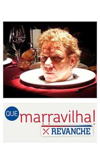 Que Marravilha! Revanche - Poster / Capa / Cartaz - Oficial 1