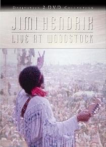 Jimi Hendrix Live at Woodstock - Poster / Capa / Cartaz - Oficial 1