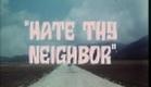 Odia il Prossimo Tuo (Trailer Inglese)