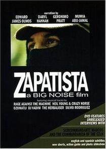 Zapatista - Poster / Capa / Cartaz - Oficial 1