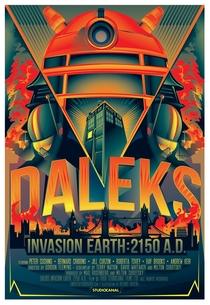 Ano 2.150, A Invasão da Terra - Poster / Capa / Cartaz - Oficial 1