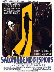 Mademoiselle Docteur - Poster / Capa / Cartaz - Oficial 1