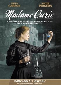 Madame Curie - Poster / Capa / Cartaz - Oficial 1