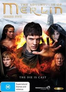 As Aventuras de Merlin (5˚ Temporada) - Poster / Capa / Cartaz - Oficial 3