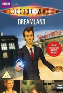 Doctor Who: Dreamland - Poster / Capa / Cartaz - Oficial 1