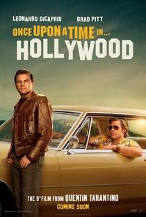 Era Uma Vez em... Hollywood - Poster / Capa / Cartaz - Oficial 7