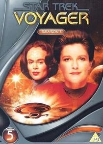 Jornada nas Estrelas: Voyager (5ª Temporada) - Poster / Capa / Cartaz - Oficial 1