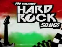 100 Greatest Hard Rock Songs - Poster / Capa / Cartaz - Oficial 1