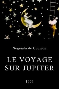 Le voyage sur Jupiter - Poster / Capa / Cartaz - Oficial 2