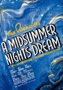 Sonhos De Uma Noite de Verão - Poster / Capa / Cartaz - Oficial 1