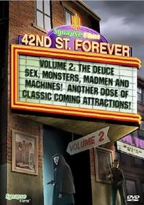 42nd Street Forever, Volume 2: The Deuce - Poster / Capa / Cartaz - Oficial 1
