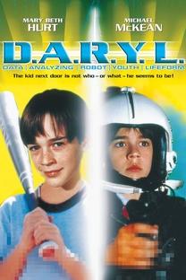 D.A.R.Y.L. - Poster / Capa / Cartaz - Oficial 3