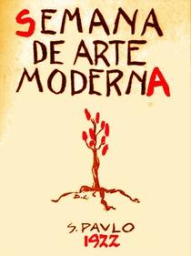 Semana de Arte Moderna (1922) - Poster / Capa / Cartaz - Oficial 1