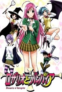 Rosario to Vampire (1ª Temporada) - Poster / Capa / Cartaz - Oficial 14