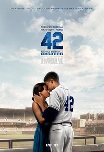42 - A História de uma Lenda - Poster / Capa / Cartaz - Oficial 7