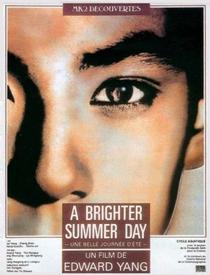 Um Dia Quente de Verão - Poster / Capa / Cartaz - Oficial 4