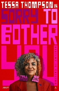Sorry to Bother You - Poster / Capa / Cartaz - Oficial 3