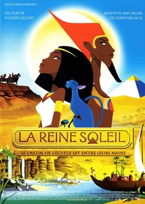 A Rainha Sol - A Esposa Amada de Tutankhamon - Poster / Capa / Cartaz - Oficial 2
