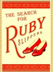 Em Busca dos Sapatinhos de Rubi - Poster / Capa / Cartaz - Oficial 2