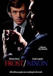 Frost/Nixon - Poster / Capa / Cartaz - Oficial 3