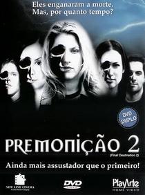 Premonição 2 - Poster / Capa / Cartaz - Oficial 4