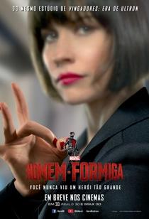 Homem-Formiga - Poster / Capa / Cartaz - Oficial 29