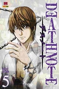 Death Note (1ª Temporada) - Poster / Capa / Cartaz - Oficial 27
