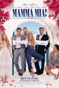 Mamma Mia! O Filme - Poster / Capa / Cartaz - Oficial 4