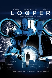 Looper - Assassinos do Futuro - Poster / Capa / Cartaz - Oficial 13