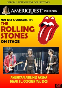 Rolling Stones - Miami 2005 - Poster / Capa / Cartaz - Oficial 1