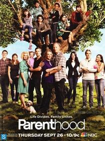 Parenthood: Uma História de Família (6ª Temporada) - Poster / Capa / Cartaz - Oficial 2