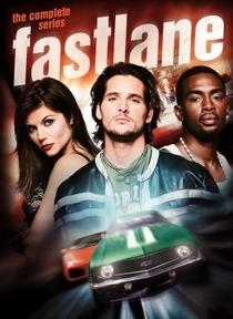 Fastlane: Vivendo no Limite - Poster / Capa / Cartaz - Oficial 1