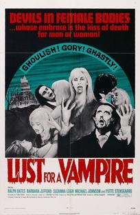 Luxúria de Vampiros - Poster / Capa / Cartaz - Oficial 3