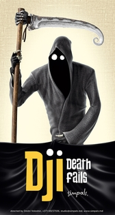 Dji Death Fails - Poster / Capa / Cartaz - Oficial 1