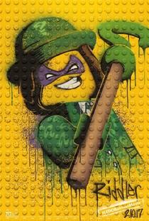 LEGO Batman: O Filme - Poster / Capa / Cartaz - Oficial 24