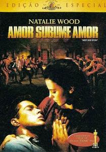 Amor, Sublime Amor - Poster / Capa / Cartaz - Oficial 5