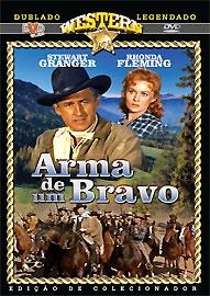 A Arma de um Bravo - Poster / Capa / Cartaz - Oficial 1