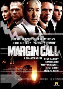 Margin Call - O Dia Antes do Fim - Poster / Capa / Cartaz - Oficial 7