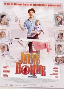 Um Jovem Homem - Poster / Capa / Cartaz - Oficial 1