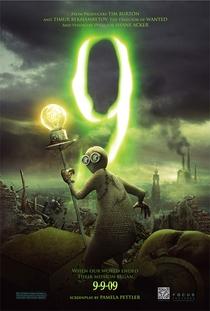 9 - A Salvação - Poster / Capa / Cartaz - Oficial 4